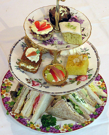 Wedding Tea Cakes